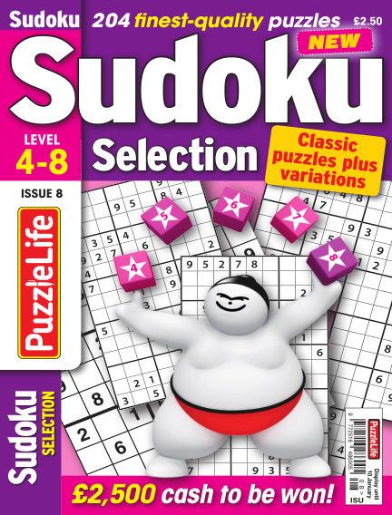 Sudoku Selection December 13, 2018 00:00