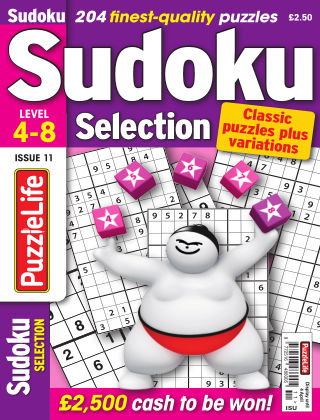 Sudoku Selection Issue 011