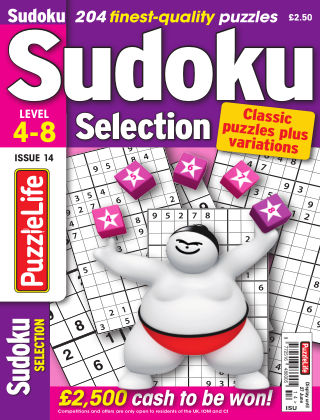 Sudoku Selection Issue 014