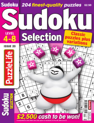 Sudoku Selection Issue 020