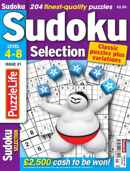 Sudoku Selection December 12, 2019 00:00