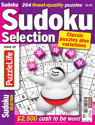 Sudoku Selection Issue 029
