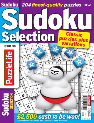Sudoku Selection Issue 030