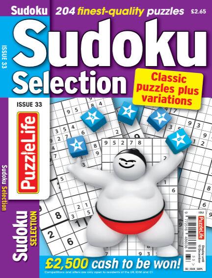 Sudoku Selection November 12, 2020 00:00