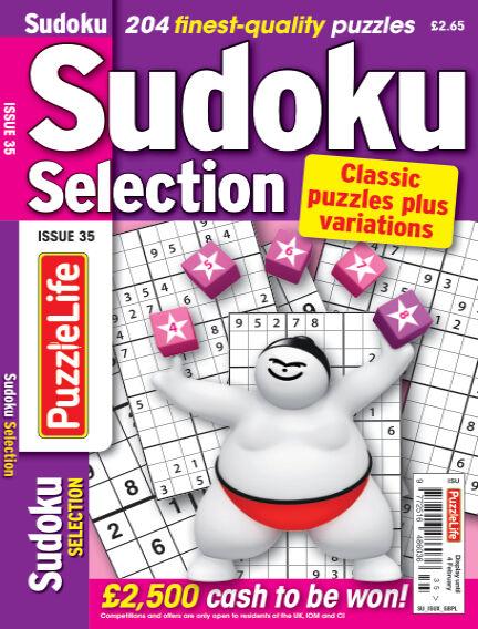 Sudoku Selection January 07, 2021 00:00