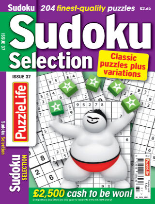 Sudoku Selection Issue 037