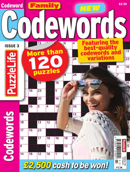 Family Codewords July 26, 2018 00:00