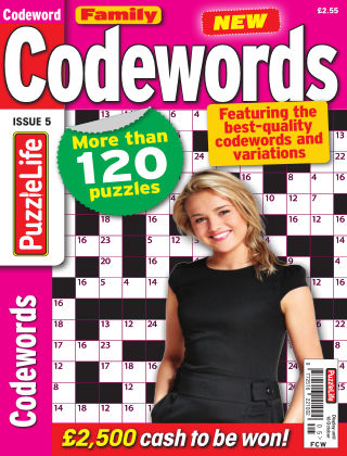 Family Codewords Issue 005