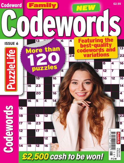Family Codewords October 18, 2018 00:00