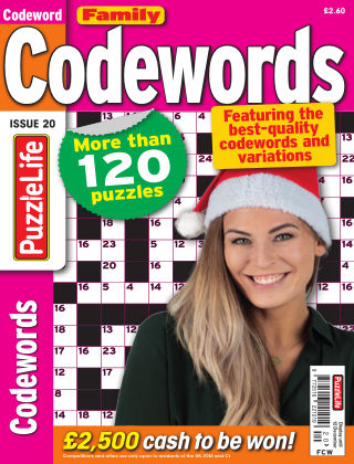 Family Codewords Issue 020