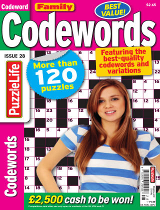 Family Codewords Issue 028