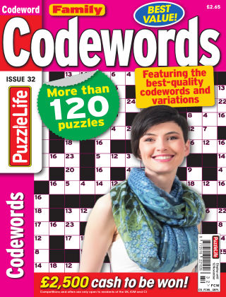 Family Codewords Issue 032
