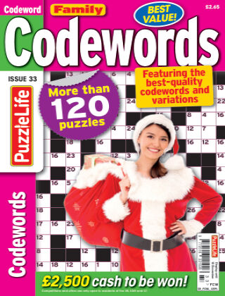 Family Codewords Issue 033