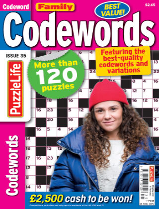 Family Codewords Issue 035