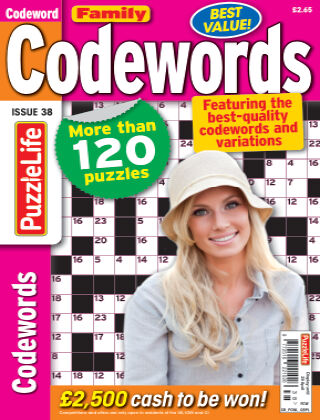 Family Codewords Issue 38