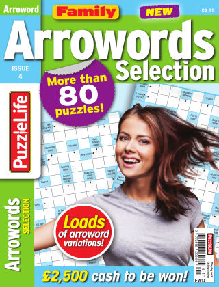 Family Arrowords Selection Issue 004