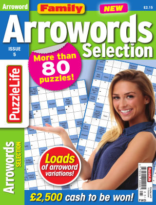 Family Arrowords Selection issue 005