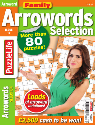 Family Arrowords Selection Issue 012