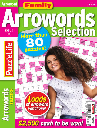 Family Arrowords Selection Issue 011