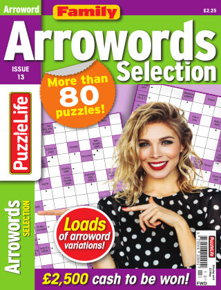 Family Arrowords Selection Issue_013