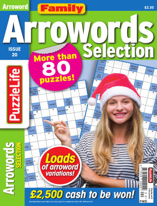 Family Arrowords Selection issue 020