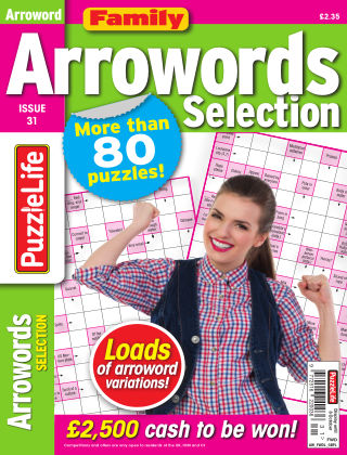 Family Arrowords Selection Issue 031