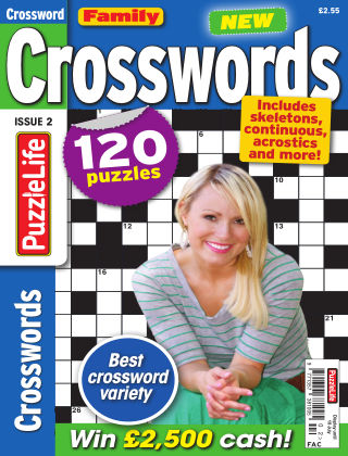 Family Crosswords 002