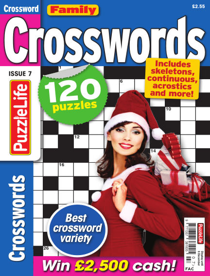 Family Crosswords November 08, 2018 00:00