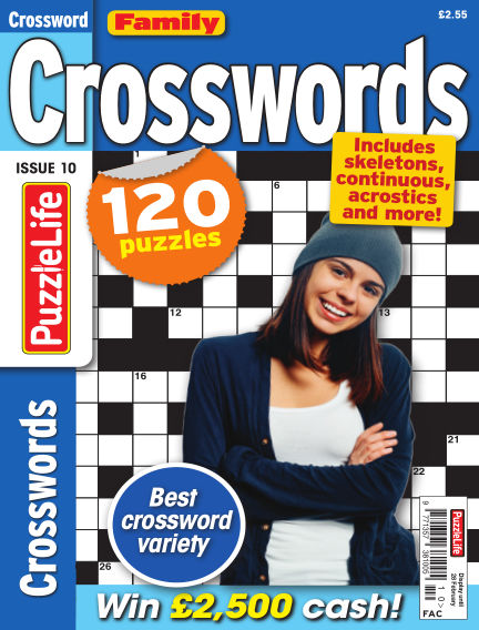 Family Crosswords January 31, 2019 00:00