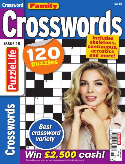 Family Crosswords June 20, 2019 00:00
