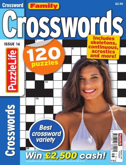 Family Crosswords July 18, 2019 00:00