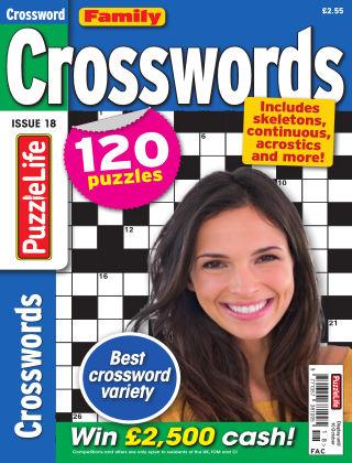 Family Crosswords Issue 018