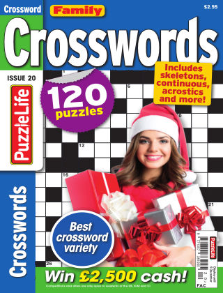 Family Crosswords issue 020