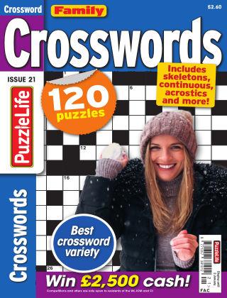 Family Crosswords Issue 021