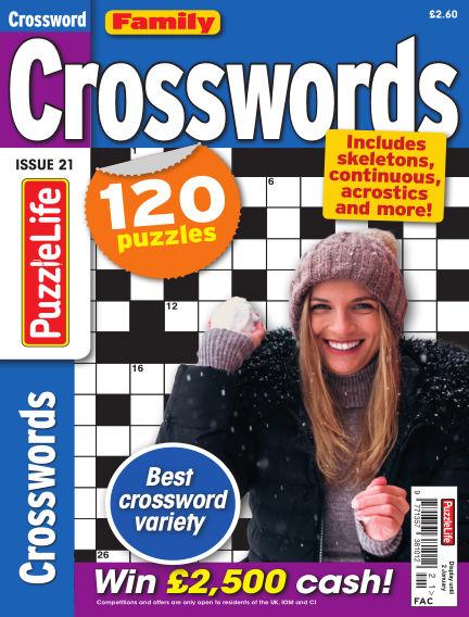 Family Crosswords December 05, 2019 00:00
