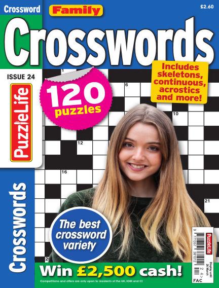 Family Crosswords February 27, 2020 00:00
