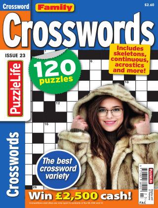 Family Crosswords Issue 023