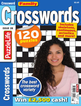 Family Crosswords Issue 028