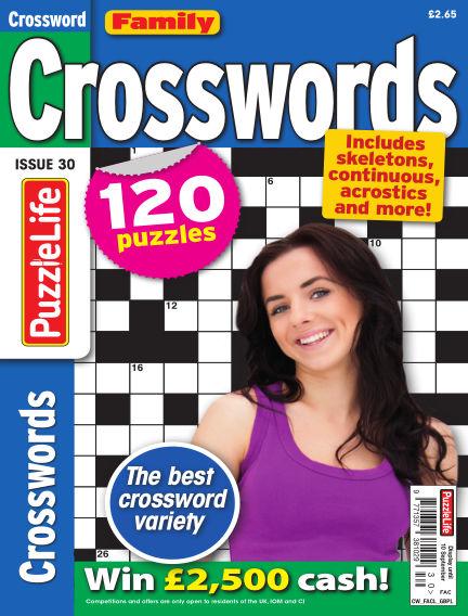 Family Crosswords August 13, 2020 00:00