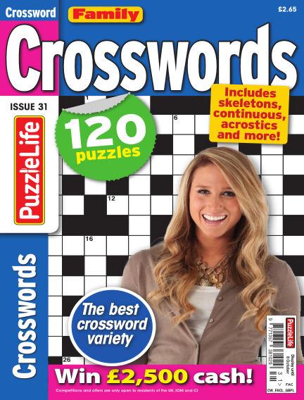Family Crosswords September 10, 2020 00:00
