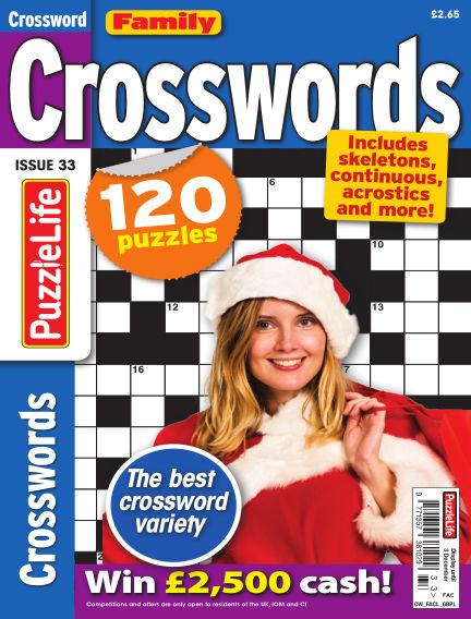 Family Crosswords November 05, 2020 00:00
