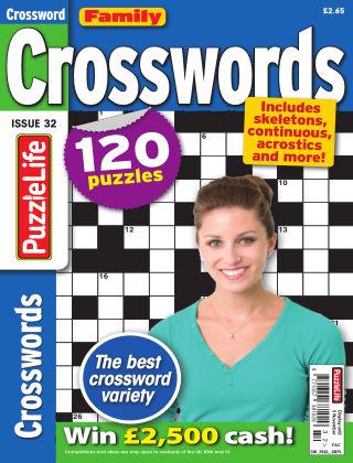 Family Crosswords Issue 032