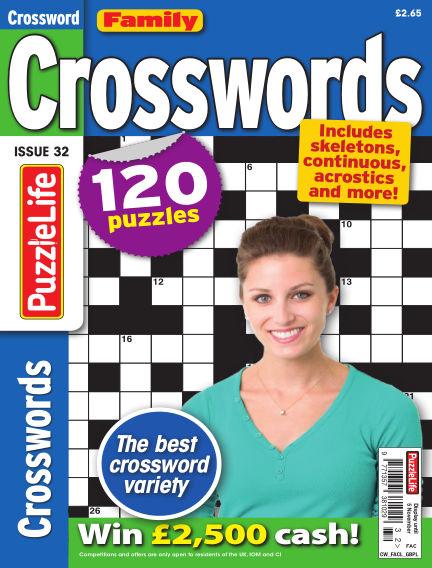 Family Crosswords October 08, 2020 00:00