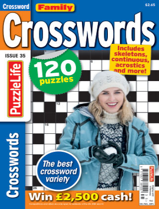 Family Crosswords Issue 035