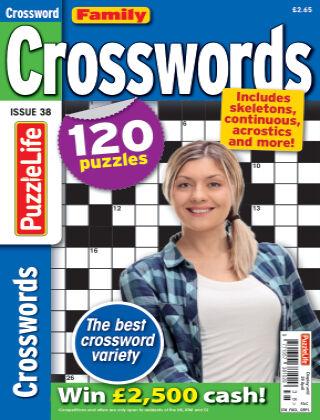 Family Crosswords Issue 038