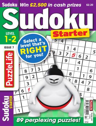 PuzzleLife Sudoku Starter 1-2 Issue 007