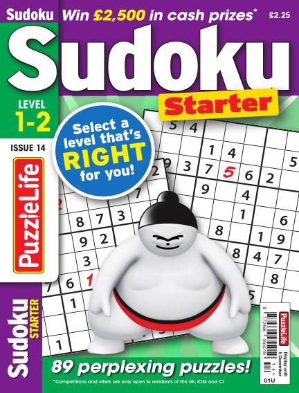 PuzzleLife Sudoku Starter 1-2
