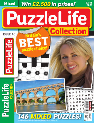 PuzzleLife Collection Issue 045