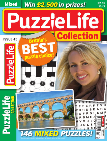 PuzzleLife Collection December 05, 2019 00:00