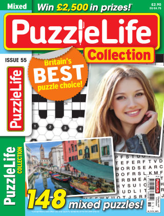 PuzzleLife Collection Issue 055